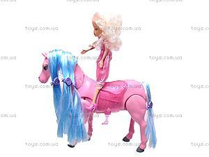 Лошадка с куколкой, 40386, фото