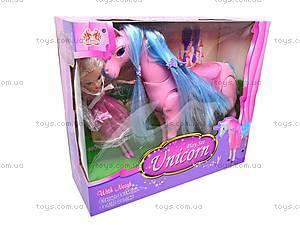 Лошадка с куколкой, 40386, отзывы