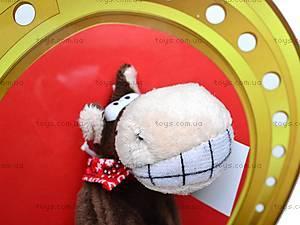 Лошадка с магнитами, 520417, купить