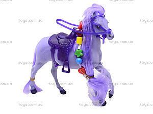 Лошадка «В мире животных», 336C, детский