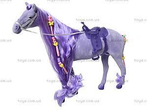 Лошадка «В мире животных», 336C, игрушки