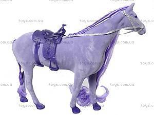 Лошадка «В мире животных», 336C, детские игрушки
