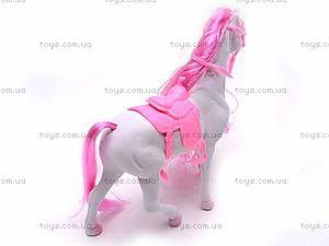 Лошадка велюровая, 323-2, цена