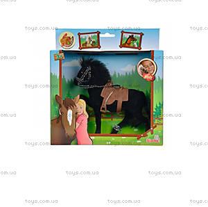Лошадка вороная Nature World, 432 5613-2