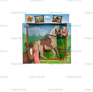 Лошадка изабелловая Nature World, 432 5613-1