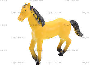 Игрушечный набор лошадок, P205-4, цена
