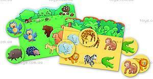 Лото детское «Животные», DJ08120, купить