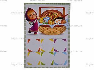 Лото «Пикничок Маши и Медведя», VT2101-01, детские игрушки