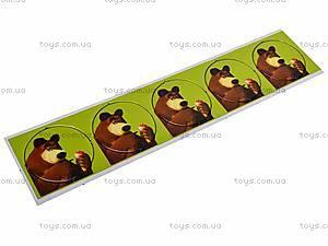 Лото «Пикничок Маши и Медведя», VT2101-01, магазин игрушек