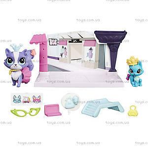 Игровой набор Littlest Pet Shop «Рассказы о зверюшках», B4482, купить