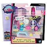 Игровой набор Littlest Pet Shop «Рассказы о зверюшках», B4482, отзывы