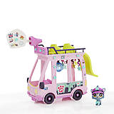 Игровой набор Littlest Pet Shop «Автобус», B3806