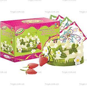 Набор для творчества «Клубничное настроение», VT2401-09, детский