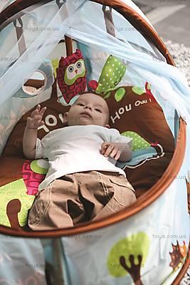 Развивающий манеж-кровать LUDI «Сова», 2824, фото