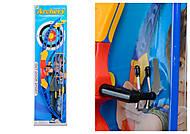 Лук 3 стрелы, на планшетке, 970-1, магазин игрушек