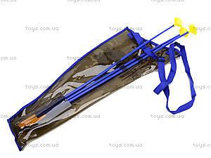 Игрушечный детский лук со стрелами, 777-701B, купить