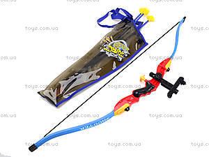 Игрушечный детский лук со стрелами, 777-701B, цена