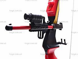 Лук cо стрелами на присосках, M0006, цена