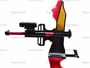 Лук cо стрелами на присосках, M0006, игрушки