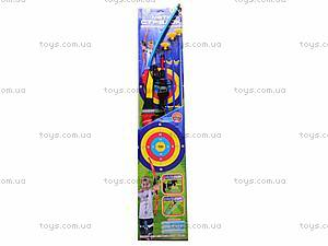 Лук cо стрелами на присосках, M0006, детские игрушки