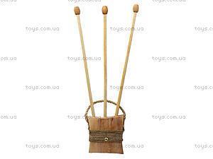 Деревянный лук со стрелами, 85см, 171870, отзывы