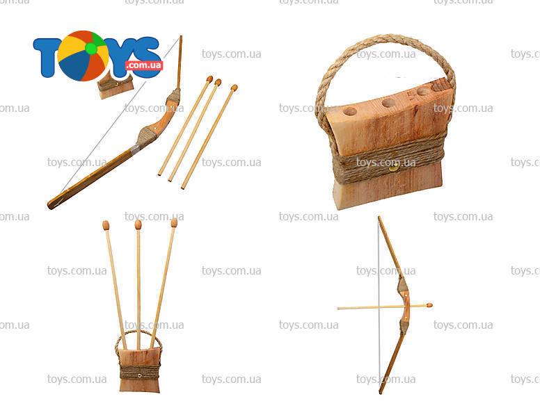 Как сделать деревянную стрелы
