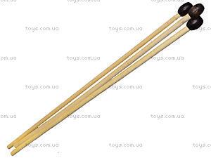 Детский деревянный лук с колчаном, 55 см, 171874у, детские игрушки