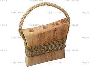 Деревянный лук со стрелами, 75см, 171873, цена