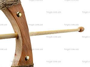 Лук деревянный с колчаном и стрелами, 171872, купить