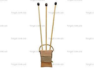 Лук деревянный с набором стрел, 85 см, 171872у, отзывы