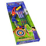Лук «KingSport» с мишенью, 35881J/1, купить игрушку