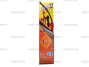 Лук со стрелами и прицелом, 857A