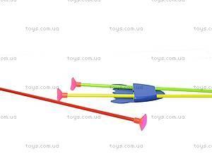 Лук со стрелами на присосках, 3289-3, фото
