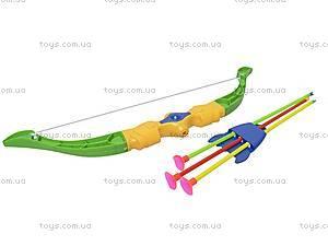 Лук со стрелами на присосках, 3289-3, цена