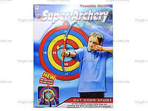 Детский лук со стрелами «Дартс», 951D, купить