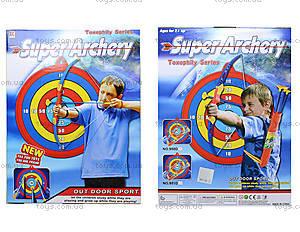 Детский лук со стрелами «Дартс», 951D