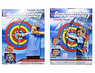 Детский лук со стрелами «Дартс», 951D, фото