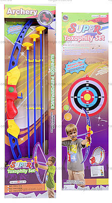 Набор для детей «Лук со стрелами», YM521EB