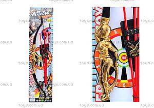 Игровой набор «Лук со стрелами» на планшете, 187-5