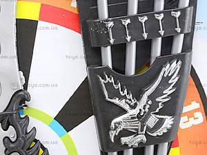 Игровой комплект «Лук со стрелами», 9187A, фото