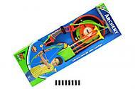 Лук со стрелами с эффектами, NL-03K, фото