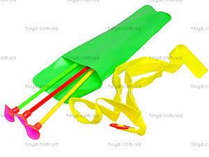 Лук игрушечный со стрелами на присосках, ZQ655, купить