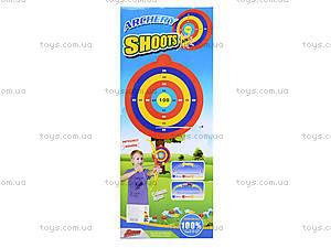 Лук и стрелы для детей «Точное попадание», AY328-1, купить