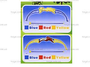 Лук и стрелы для детей «Точное попадание», AY328-1, фото