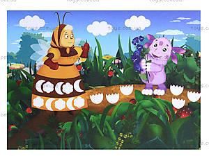 Аппликация с наклейками «Разноцветные фигуры», Л524021РУ, цена