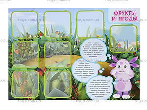 Лото с растениями и плодами «Лунтикова школа», Л524011РУ, купить