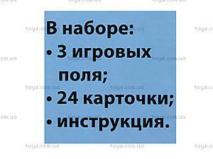 Лото с растениями и плодами «Лунтикова школа», Л524011РУ, игрушки