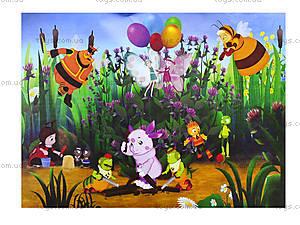 Пазл для детей «Школа Лунтика. Выпуск 1», Л524007РУ, фото