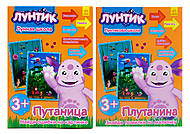 Лунтикова школа «Путаница», Л524022РУ, іграшки