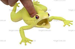 Детская лягушка-тянучка, A118DB, фото